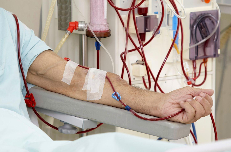 Капельницы для очищения крови от токсинов