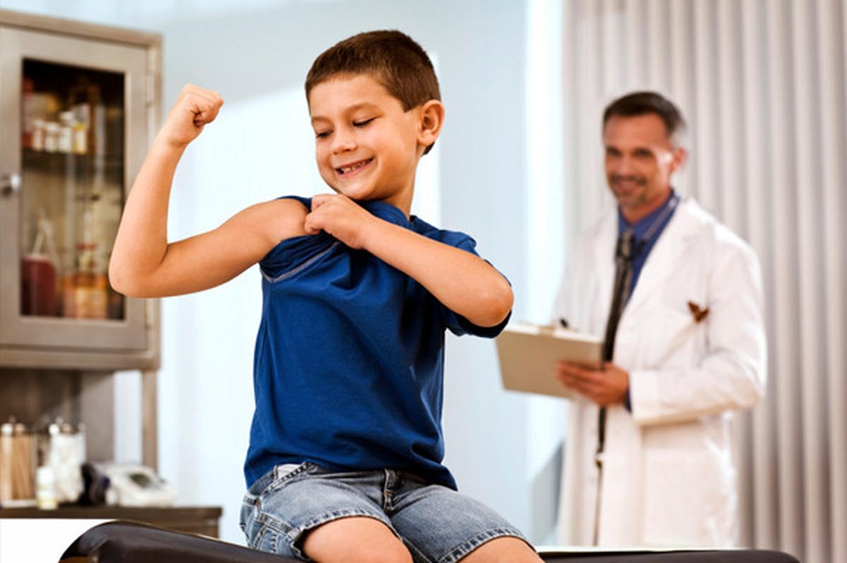 Норма лимфоцитов в крови у детей