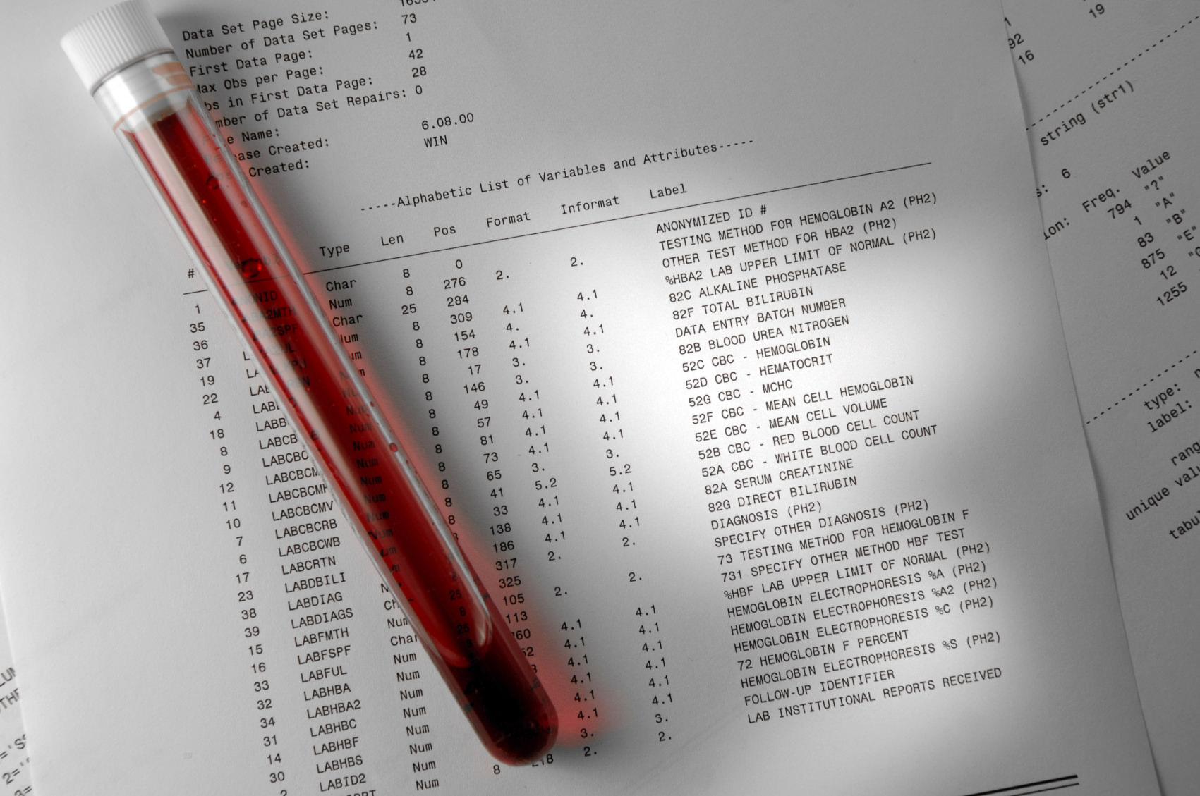 Развернутый общий анализ крови: расшифровка, что это такое и что показывает