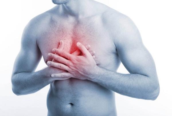 Боль справа в груди причины болевых ощущений в грудной клетке