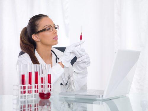 Увеличение тромбоцитов в крови снижение гемоглобина