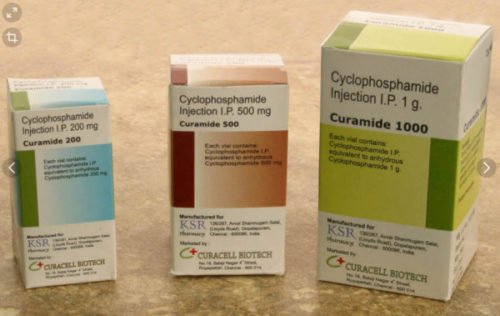 ciklofosfamid