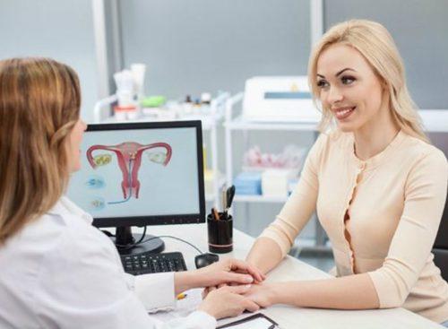 Поднять гемоглобин при миоме матке