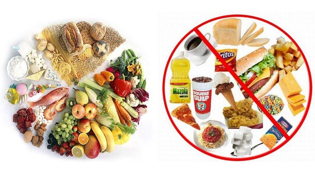 Три продукта нужно исключить бы похудеть