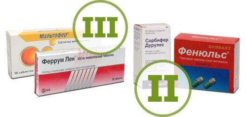 Гемоглобин как повысить укол