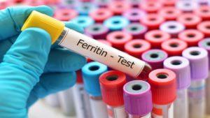 тест крови на ферритин