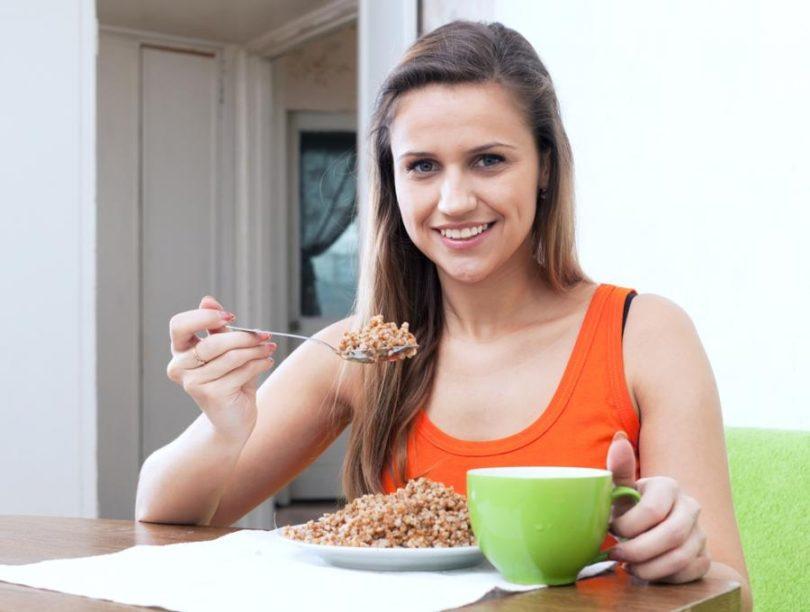 Похудеть Ем По Утрам. Завтрак для похудения.