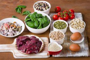 Продукты, которые повышают гемоглобин