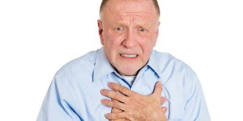 Приступы астмы