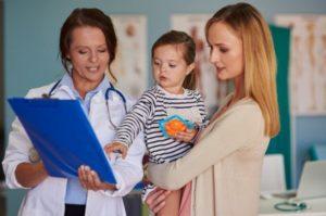 Лимфоциты понижены у ребенка